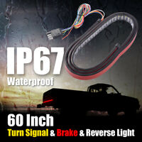 "60""Truck Tailgate LED Light Bar Brake Reverse Turn Signal Stop Tail Strip LD2298"