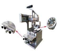 Intsupermai Manual Pad Printing Machine Sealed Ink Cup System Plate Pad Diy Sale