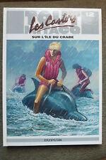 BD tout mitacq n°12 les castors sur l'ile du crabe EO 1996 TBE