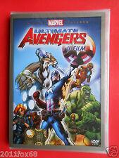 film,dvds,movie,ultimate avengers,capitan america,hulk,thor,iron man,vedova nera