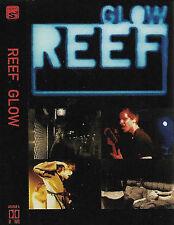 Reef Glow CASSETTE ALBUM Sony Soho Square 486940 4 Alternative Rock Pop Rock