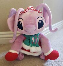 Adorable Santa Disney Lilo & Stitch Plush Holiday Lilo Christmas Stuffed Doll