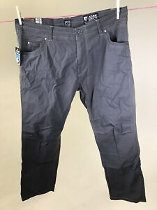 KUHL Men's 'Radikl' Hiking Pants Full Fit 38 x 30 - Carbon - New With Tags!