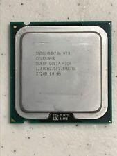 INTEL CELERON CPU 420 SL9XP 1.6 GHZ LGA775