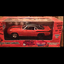 1969 YENKO Camaro ORANGE 1:18 Ertl American Muscle 29501