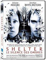 SHELTER (A.K.A 6 SOULS, JULIANNE MOORE) - WS *NEW DVD*