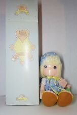 PRECIOUS MOMENTS PLUSH DOLL OF THE MONTH JUNE SECOND EDITION
