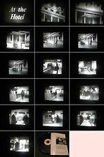 16mm Film-English Educational Film-London White's hotel in the Bayswater Road 1969