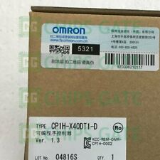 1PCS New Omron CP1H-X40DT1-D PLC Module Fast Ship