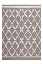 Moderner Teppich Klassisch Glanz Lurex 3D Design Beige Braun Creme 160X230cm