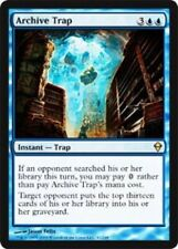Zendikar Archive Trap x1 NM-Mint, English Magic Mtg M:tG