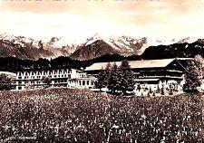 Sonnenalp-Terasse über Sonthofen , Ansichtskarte ,1957 gelaufen