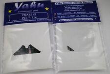 Yahu Models YMA7212 1/72 PE PZL P.11C Instrument Panel