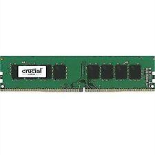 Crucial CT8G4DFS824A 8GB DDR4-2400 UDIMM Memory