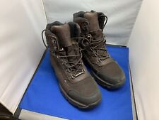 Red Wing Irish Setter Boots UK 10.5 Goretex Hunting Hiking Leather Uppers