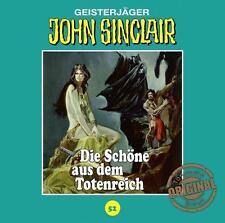 John Sinclair Tonstudio Braun 52 Die Schöne aus dem Totenreich (2016, Hörspiel)