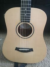 Taylor Baby BT1 Acoustic Guitar & Bag Used **Great Condition**