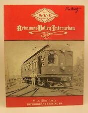 M. D. DOC ISELY Arkansas Valley Interurban Softcover