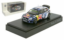 Spark SPVW01 VW Polo R WRC Monte Carlo 2015 - S Ogier World Champion 1/43 Scale