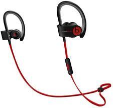 Beats Powerbeats 2 Wireless Cuffie Nero-originale Beats by Dre orecchio-gancio