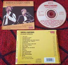 PAUL SIMON & ART GARFUNKEL **Los Mejores Superexitos** RARE 1994 Spain CD