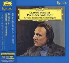 SACD ESOTERIC debussy Preludes - Volume 1 ARTURO BENEDETTI MICHELANGELI