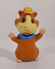 "2007 Linny Guinea Pig 3.5"" Mattel Bobble Head Action Figure Wonder Pets Nick Jr"
