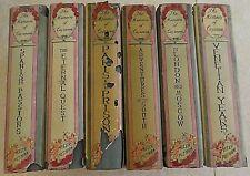 The Memoirs of Jacques Casanova De Seingalt - set of 6 by Arthur Machen