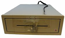 """Cash Bases Register Compartment Electric """" Concept 24P """", with Key, New"""