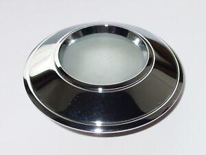LED Chrome rim 'ETIVE' downlighter 10v to 30v DC 2.5watt dimmable  810415
