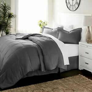 Luxury Ultra Soft 8 Piece Bed in a Bag Set by Sharon Osbourne Home