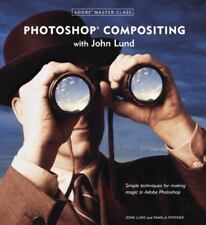Adobe Master Class: Photoshop Compositing with John Lund-ExLibrary