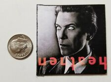 Miniature record album Barbie 1/6  Figure Playscale David Bowie Heathen