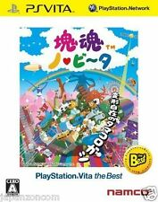 Used PS Vita Touch My Katamari Best  SONY PLAYSTATION JAPANESE IMPORT