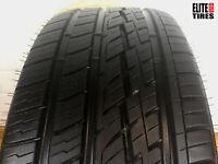 [1] Nitto Crosstek 2 P255/55R18 255 55 18 Tire - Driven Once