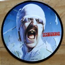 """NM! Scorpions No one Like You 1982 7"""" VINYL PICTURE DISC"""