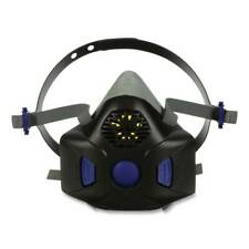 3M HF-803SD Half Face Reusable Respirator w/ Speak Diaphragm - Large