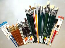 LOT OF 🔥🎨(50) **NEW** BRUSHES 🎨🔥