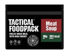 TACTICAL FOODPACK® Meat Soup 2er Pack 180g Fleischsuppe Campingnahrung