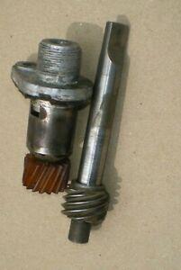 "Austin America MG 1100 Transmission Speedometer Drive Gears 12"" Wheels"