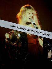 Stevie Nicks Original Photos: Rumours Tour '77 San Diego Sports Arena