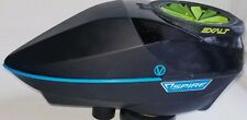 Virtue Spire Black And Blue With Green Exalt Speed Feed - Used