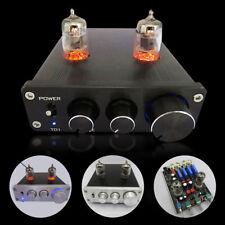 Audio Mini 6J1 Valve & Vacuum Tube Pre Amplifier Stereo HiFi Buffer Preamp Set