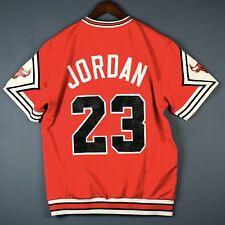 Authentic Michael Jordan Mitchell Ness Shooting Shirt Python Skin just don
