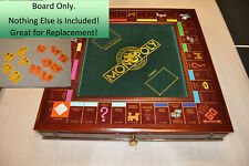 VG Replacement Franklin Mint Monopoly Board Only