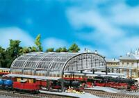 Faller N 1:160 222127 Bahnhofshalle Bausatz - Neu in OVP