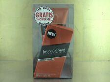 8,45€/100ml Bruno Banani Absolute man EDT 50ml/150ml Refreshing Shower Gel