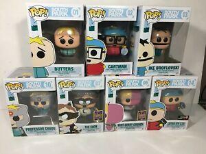7 South Park Funko Pops