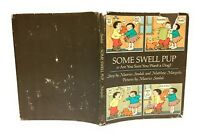 Maurice Sendak SOME SWELL PUP 1st Edition First Printing HCDJ