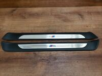 ✅ 06-12 OEM BMW E90 E91 M3 Front Door Sill Plate Trim M SPORT Left Right SET